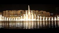 Dancing fountain…Dubai
