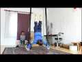 Amazing Talent ,child can do Invert Cross 10 rep