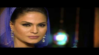 Veena Malik's ramadan special on Hero TV