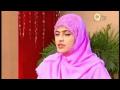 Syeda Amber Saleem Maula Likhan Vich Likh De Medina