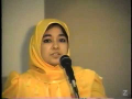 Lecture by Aafia Siddiqui-1991-Houston