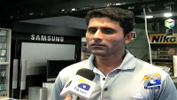I am disappointed that i could not play Semi Final: Razzaq