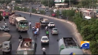 Increase in traffic accidents in Karachi