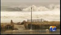 Destructions of Super Storm Sandy