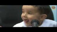 Amazing: 3 year old Hafiz Quran
