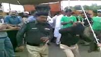 Pakistani Dancing Police Man