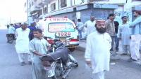 Karachi Street Crime On CCTV