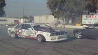 2 Cars Driven and Drifted by a Single Driver Must watch