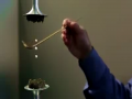 Cool Droplet Levitation Through Acoustics