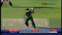 Shahid Khan Afridi Batting Highlights