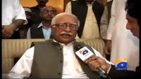 Care Taker Prime Minister Justice (R) Mir Hazar Khan Khoso Interview