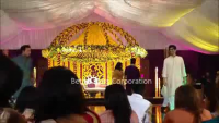 Dance Performance by Atif Aslam at His Mehndi Ceremony