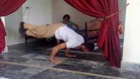 Kasim pakistan got talent midair pushup