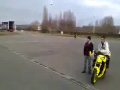 Awesome Bike Stunt - Must See