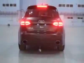Ultimate paintball duel with two Audis