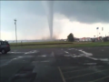 Oklahoma Tornado - Exclusive Mobile Footage