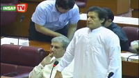 Exclusive Imran Khan (PTI) Leader Speech in National Assembly