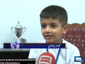 7 years old Huzair Awan becomes World's youngest Microsoft specialist