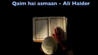 Qaim He Asman - Ali Haider Naat