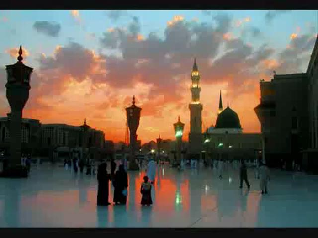 Zulf Nabi Main Ne - Anas Younus Naat
