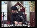 Kion Raza Aaj Gali Sooni Hay - Awais Raza Qadri Naat