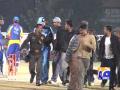 Younis Khan Beating a Fan