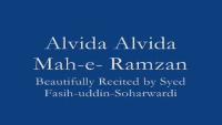 Maah-e-Ramadhan Alwidah Hai - Fasih Uddin Soharwardi Naat