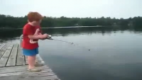 Amazing Fishing by Lucky Kid