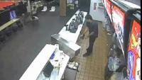 Hero Customer Prevent Robbery