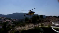 Firefighter helicopter - Amazing Idea