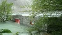 Hunza Landsliding
