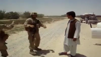 American Soldier Dancing on Pashto Song - Must Watch