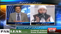 Special Dua by Maulana Tariq Jameel In Kal Tak Talk Show By Javed Chaudry