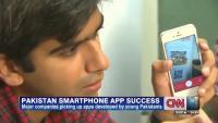Pakistan Smartphone App Success