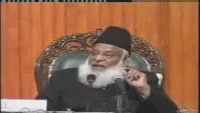 Quad-e-Azam views about Pakistan as Islamic State, Dr Israr ahmed