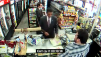 Fake Obama Went for Shopping Surprise