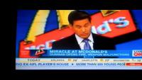Miracle At MC Donald's.