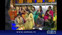 Sanam Baloch First Appearance on TV After Wedding