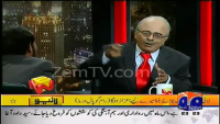 Parody of Najam Sethi, Farooq Satar & Qaim Ali Shah In Bnn on Local Body Elections