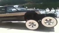 Nissan Petrol 6 Wheels