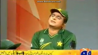 Misbah ul Haq Funny Parody By BNN
