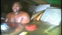 Man Survives 3 Days Under Water In Sunken Ship