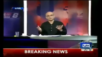 Dunya @ 8 With Malick - 21st December 2013