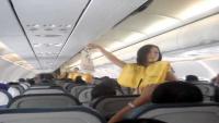 New Way To Treat Passenger