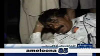 Karachi Traffic Police Men Get Drunk