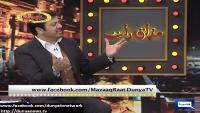 Veena Malik Calls Moulana Tariq Jameel Her Spiritual Father in Mazaak Raat Show