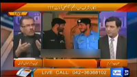 Mujeeb ur rehman shami makes fun of Najam Sethi