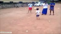 Amazing Soccer Skills by a Kid