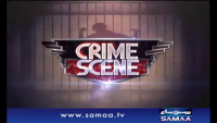 Crime Scene - 21st Jan 2014
