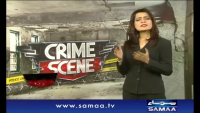 Crime Scene - 22nd Jan 2014